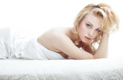 Senhora 'sexy' Imagens de Stock