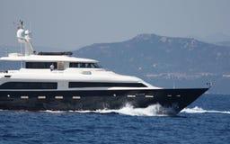 Senhora Trudy Charter Vessel fotos de stock royalty free