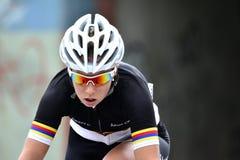 Senhoras do ciclismo Imagens de Stock