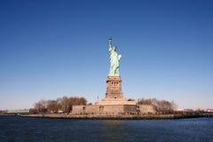 Senhorita Liberdade Fotografia de Stock Royalty Free