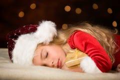 Senhorita Santa Imagens de Stock