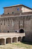 Senigallia (ITALY) - Della Rovere Medieval Castle Royalty Free Stock Images