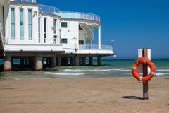 Senigallia (ITALY) - Rotonda sul Mare Royalty Free Stock Photos