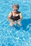 Senior Active Woman stock photo