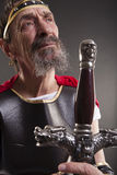 Senior actor Royalty Free Stock Images