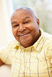Senior African American man Royalty Free Stock Images