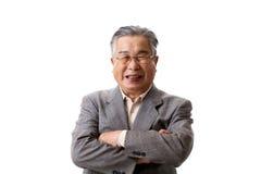 Senior Asian Stock Photography
