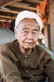 Senior asian woman Stock Photos