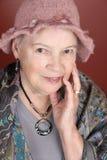 Senior Beauty Royalty Free Stock Photography