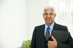 senior biznesmena Obraz Stock