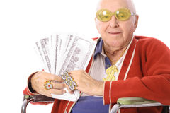 Senior bling Stock Photography