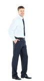 Senior business man Stock Image