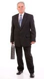 Senior Business man standing Royalty Free Stock Photography