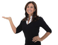 Senior business woman Royalty Free Stock Photos