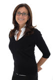 Senior business woman Stock Photography
