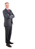 Senior businessman Royalty Free Stock Images