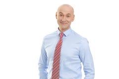 Senior businessman portrait Royalty Free Stock Image