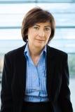 Senior businesswoman Royalty Free Stock Photos