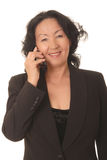 Senior Businesswoman 21 Stock Image