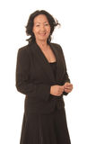 Senior Businesswoman 5 Royalty Free Stock Photos