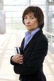 Senior businesswoman Royalty Free Stock Image