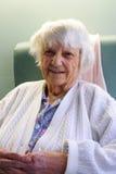 Senior citizen. Portrait happy face stock photos