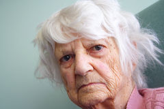 Senior citizen Royalty Free Stock Photo