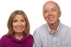 Senior Citizen Couple Royalty Free Stock Image