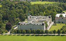 Senior citizens nursing home Nonntal in Salzburg. Austria Royalty Free Stock Image