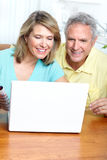Senior couple Royalty Free Stock Photography