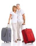 Senior couple royalty free stock images