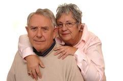 Senior couple. Royalty Free Stock Images