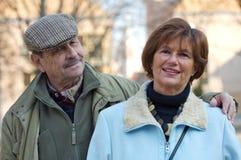 Senior Couple Stock Image