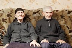 Senior couple Royalty Free Stock Photos