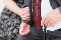 Free Senior Couple Royalty Free Stock Images - 3640239