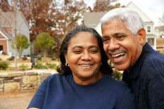 Senior Couple Royalty Free Stock Image