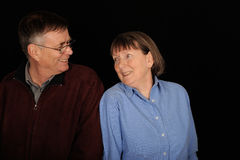 Senior Couple Stock Photography