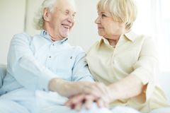 Senior couple Royalty Free Stock Images