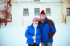 Senior couple. Royalty Free Stock Photos