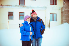 Senior couple. Stock Photos