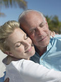 Senior Couple Lost In Love Royalty Free Stock Images
