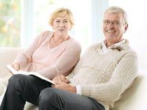 Senior Couple royalty free stock photography