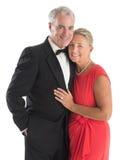 Senior Couple Smiling Stock Photos