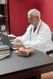 Senior Doctor Stock Images