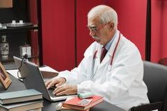 Senior Doctor Stock Photography
