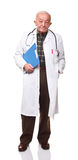 Senior doctor Royalty Free Stock Image