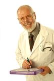 Senior doctor Royalty Free Stock Photos