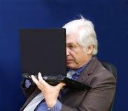 Senior executive Royalty Free Stock Photos