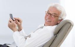 Free Senior  Executive Man Stock Image - 52596561