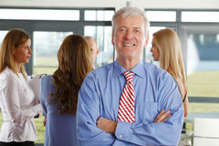 Senior executive manager Royalty Free Stock Photo